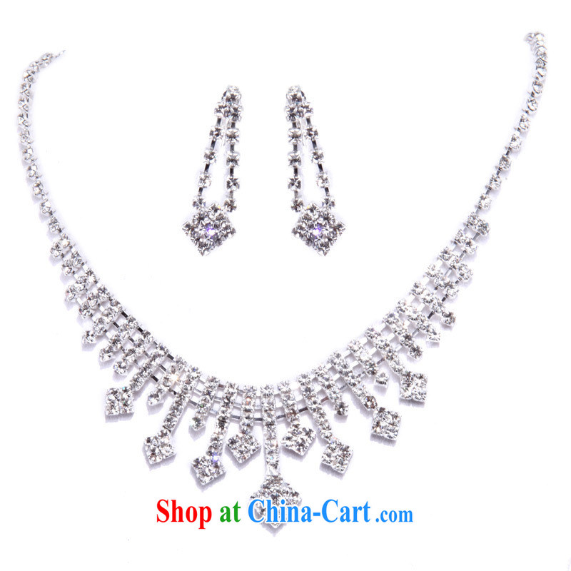 The bridal accessories bridal necklaces bridal jewelry wedding jewelry wedding 063 silver
