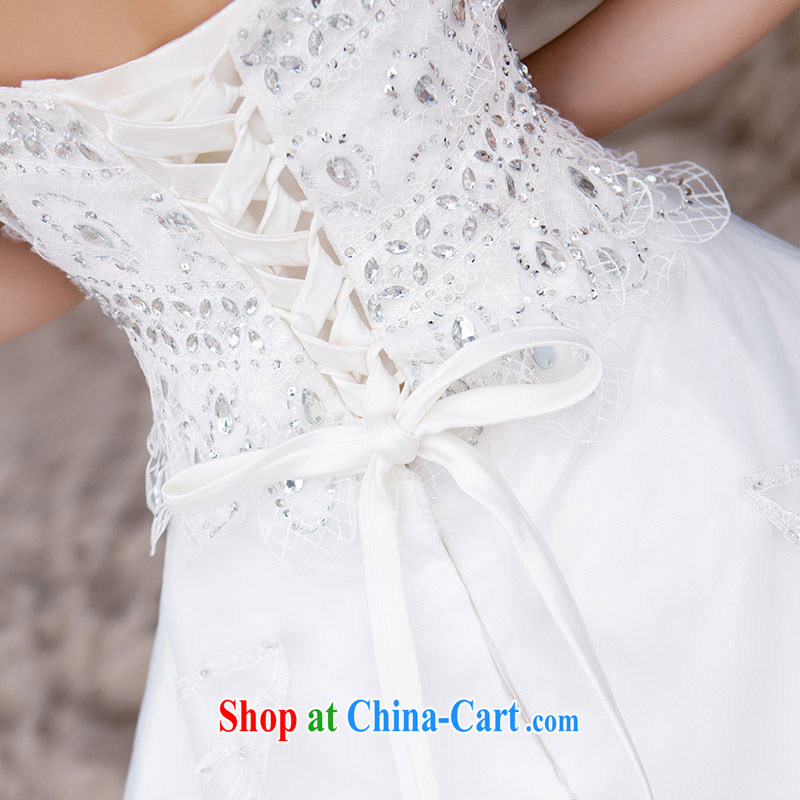 The bride's wedding dresses Korean-style sweet Princess wedding dresses New Deluxe long-tail wedding 913 L, the bride, and, shopping on the Internet