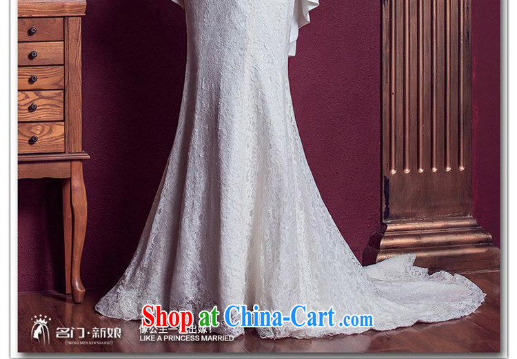 The bride's wedding dresses and elegant small tail wedding wiped chest lace wedding new 972 L pictures, price, brand platters! Elections are good character, the national distribution, so why buy now enjoy more preferential! Health