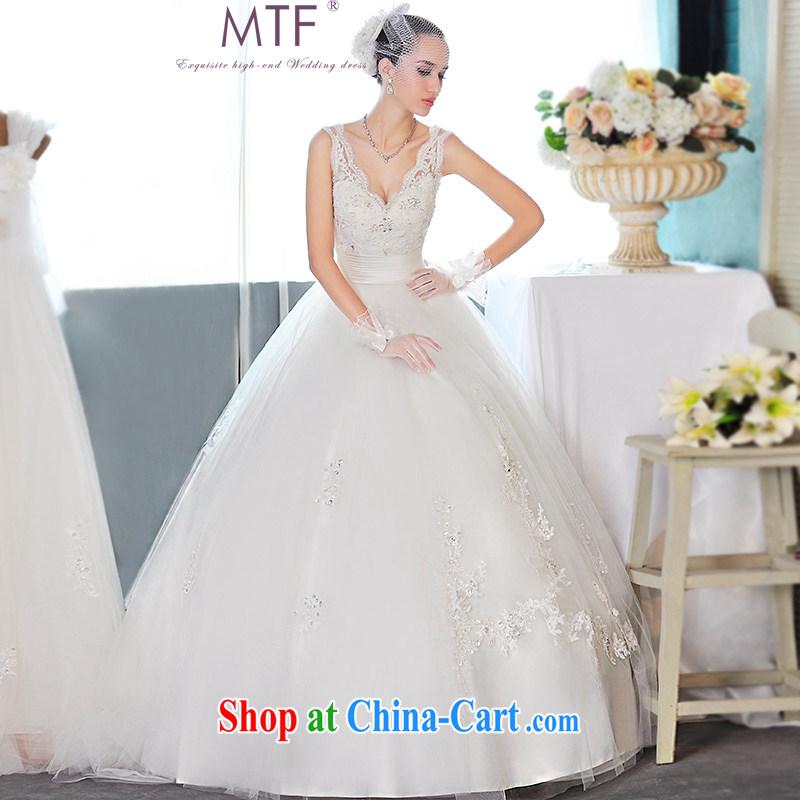 Full court, high quality custom diamond jewelry Korean long-tail wedding dresses 2015 new S 1260 tail 100 CM tailored