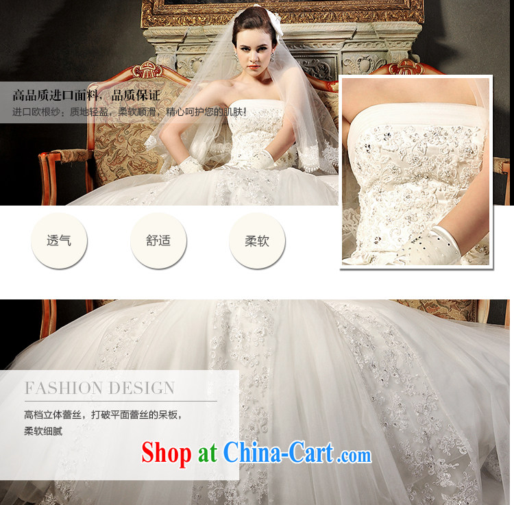 Full court, 2015 new hot deluxe wipe Chest straps, tail wedding dresses S 612 tail 50CM tailor pictures, price, brand platters! Elections are good character, the national distribution, so why buy now enjoy more preferential! Health