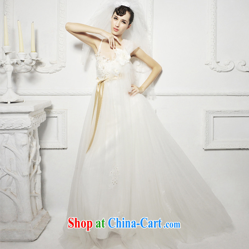 full court-fang/MTF Korean sweet dream wedding dresses 2015 new S 1266 with, tailor-made