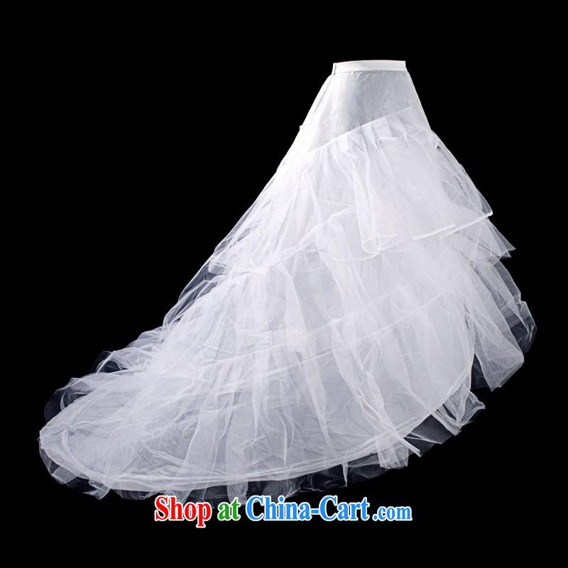 Mrs Alexa Lam go scot-tail wedding dress private parties wedding dresses accessories petticoat skirts bridal wedding supplies yarn quality bone tail skirt stays 00,432