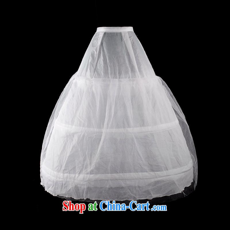 Mrs Alexa Lam go scot wedding dresses skirt stays bridal wedding accessories 3 steel a yarn petticoat skirts 00,232