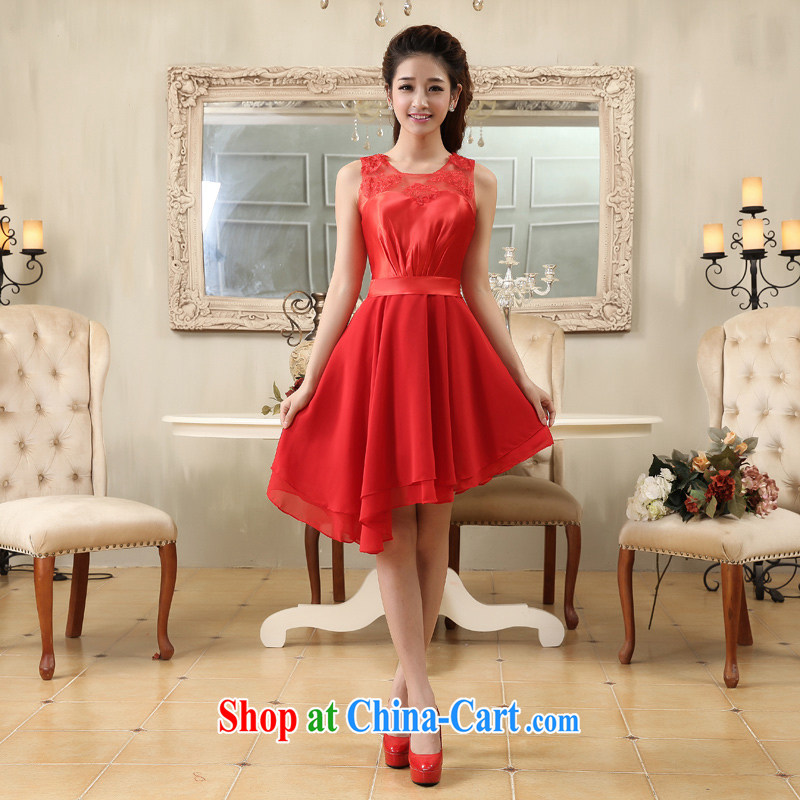 Moon 珪 guijin double-shoulder lace red elegant rules, with small dress bridal dresses 68 K red XXXL scheduled 3 Days from Suzhou shipping