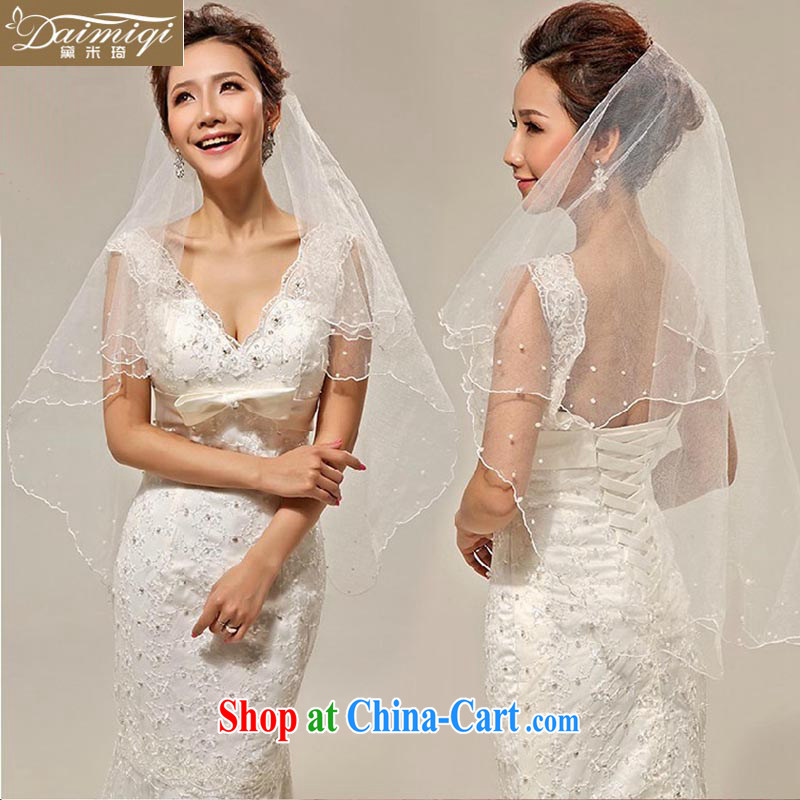 Diane M Ki wedding dresses new 2014 high quality cute brides and yarn (1.5 M) panels drill-chu