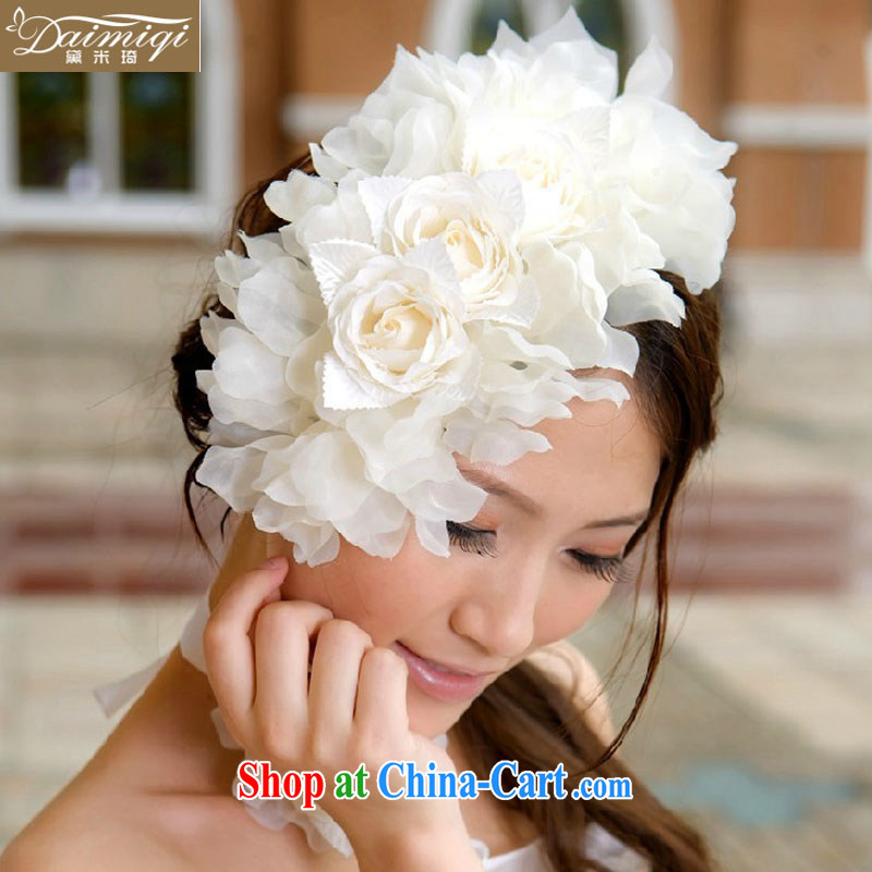 Diane M Qi 2014 new wedding dresses with Korean-style and spend + must also take - bridal hair accessories bridal and flower