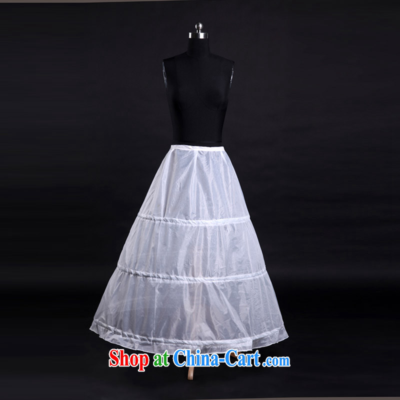 MSlover with wedding mandatory 3 ring dress stays bridal wedding petticoat wedding accessories QC 1301