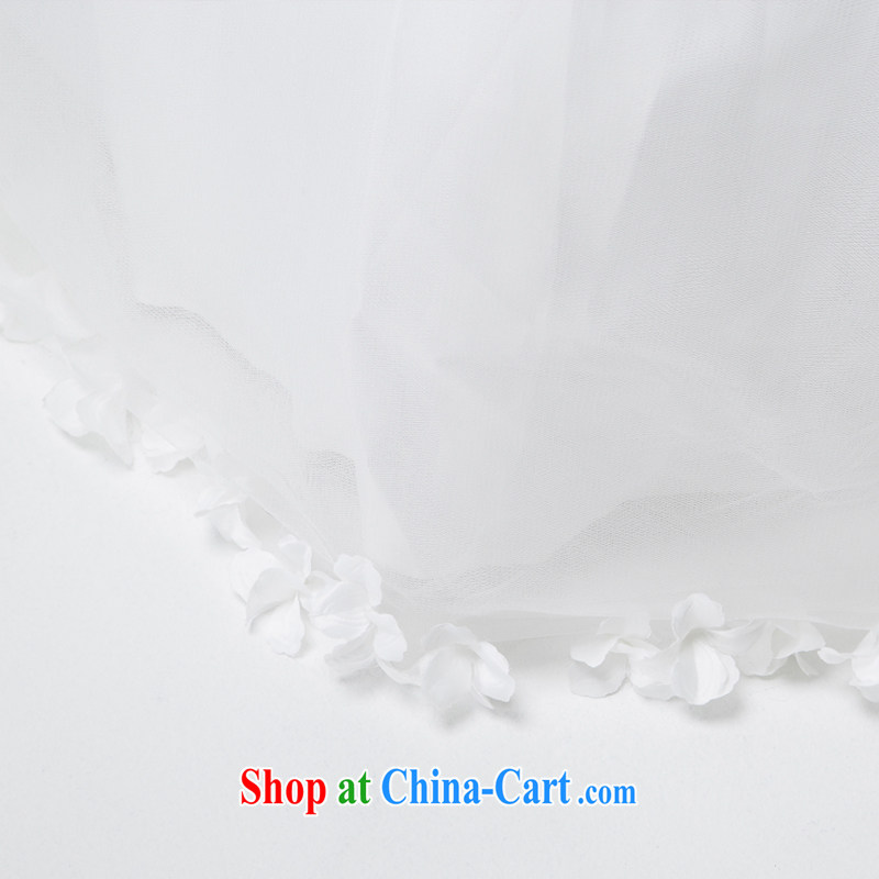 Recall that the red makeup summer Korean fashion the shoulder with flowers to bind with a high waist wedding marriage is the pregnant women to wear 2015 new H 13,736 white XL, recalling that the red makeup, shopping on the Internet