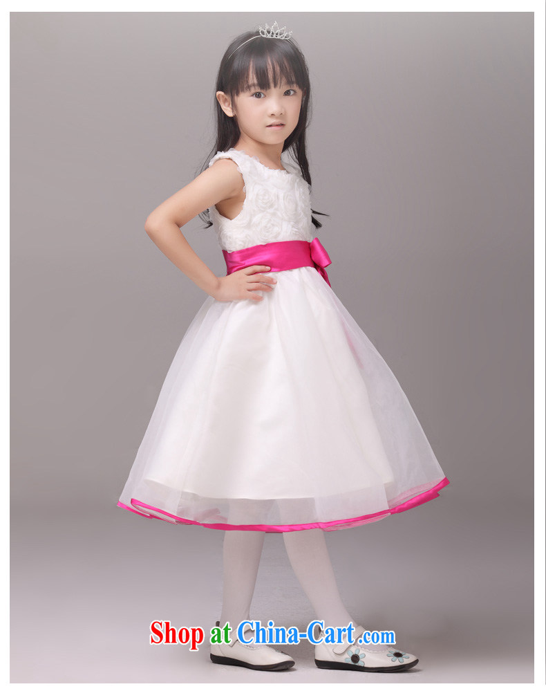 MSLover sweet lace shaggy skirts girls Princess dress children dance stage dress wedding dress flower girl dress 1005 white 4 pictures, price, brand platters! Elections are good character, the national distribution, so why buy now enjoy more preferential! Health