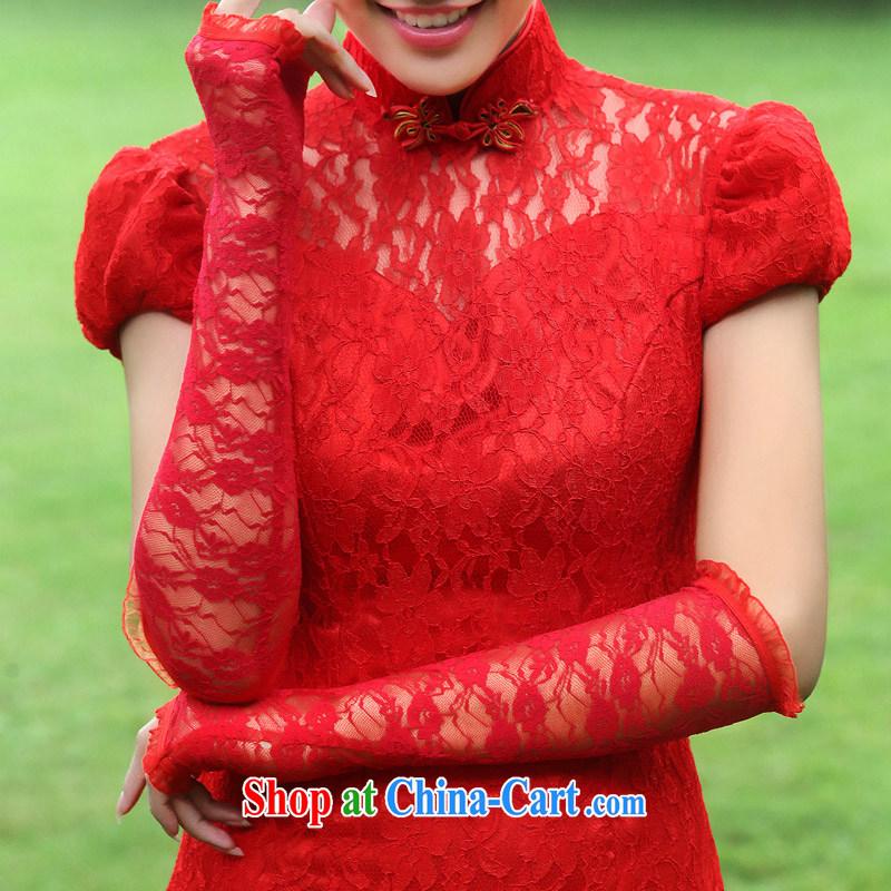 The bridal wedding gloves new 2015 bridal gloves dress gloves wedding gloves 014