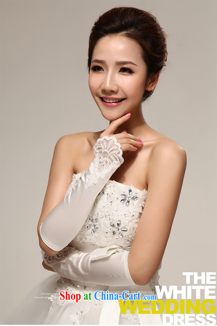 Baby bridal photo building photography, bridal wedding dresses Evening Dress Evening Dress/lace satin embroidered beads without a white gloves pictures, price, brand platters! Elections are good character, the national distribution, so why buy now enjoy more preferential! Health