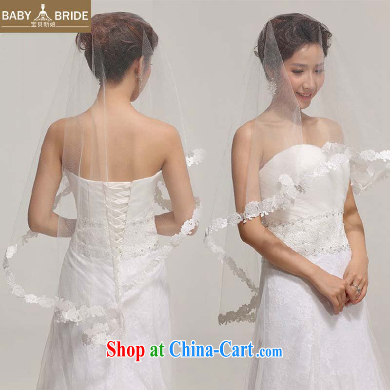 Baby bridal photo building photo album, wedding dresses Evening Dress/ 2M lace bridal head yarn large size/ultra-low-cost