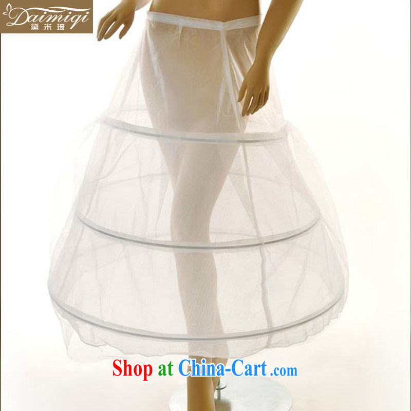 wedding dresses the mandatory accessory skirt stays can be folded wedding dress party