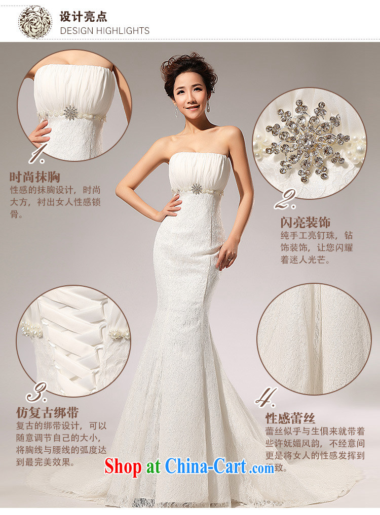 It is also optimized condolence lace WITH THE WAIST skirt A erase chest wedding dresses skirts XS 5211 white XXL pictures, price, brand platters! Elections are good character, the national distribution, so why buy now enjoy more preferential! Health