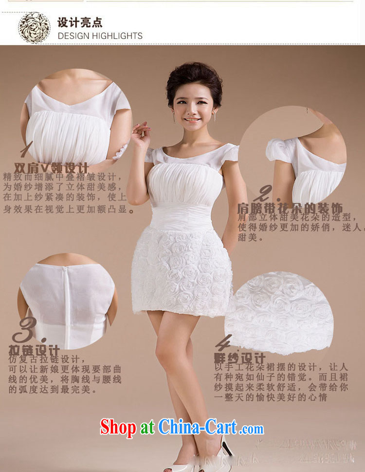 Taiwan's new, small dress floral skirt with bridesmaid clothing dresses skirts XS 2278 white XXXL pictures, price, brand platters! Elections are good character, the national distribution, so why buy now enjoy more preferential! Health