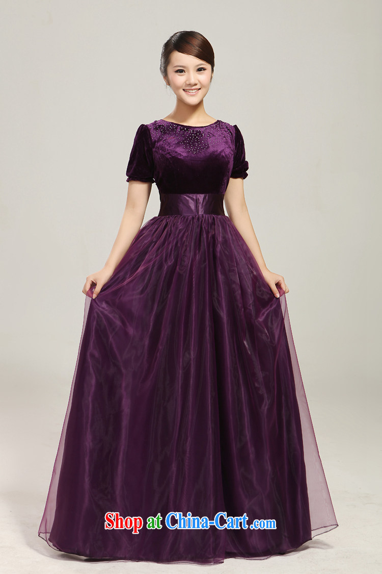 2013 new BMW blue wooden drill chorus fashion stage serving large long skirt choir uniforms custom purple custom pictures, price, brand platters! Elections are good character, the national distribution, so why buy now enjoy more preferential! Health