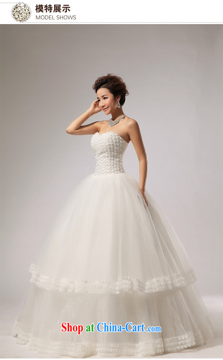 Optimize Hung-new, wipe the chest skirts the hotel concierge bridal wedding dresses XS 7165 m White XXL pictures, price, brand platters! Elections are good character, the national distribution, so why buy now enjoy more preferential! Health