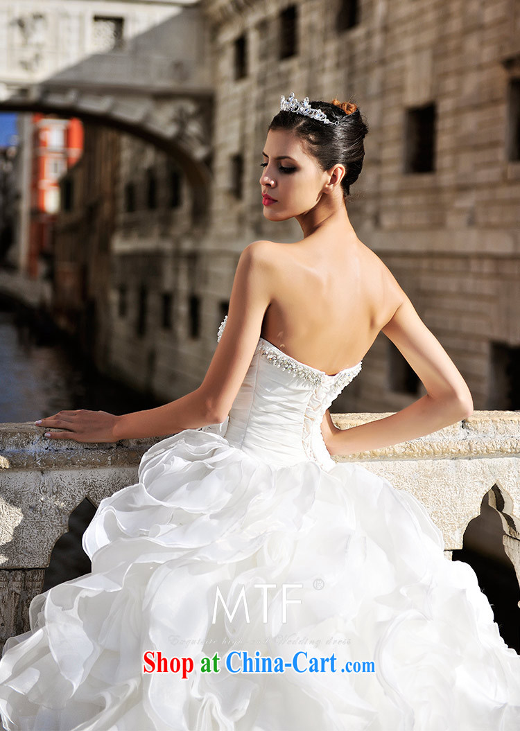 2015 Garden new MTF Venice only erase chest winter bridal dream chest bare the tail wedding S 21,450 80 CM tail 173 - M pictures, price, brand platters! Elections are good character, the national distribution, so why buy now enjoy more preferential! Health