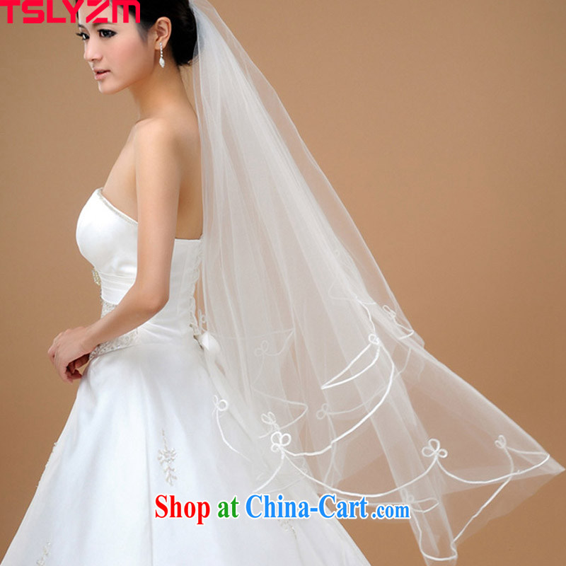 The angels, according to 2015 new bridal jewelry accessories white head yarn lace wedding and legal marriages and legal fashion white veil and yarn white