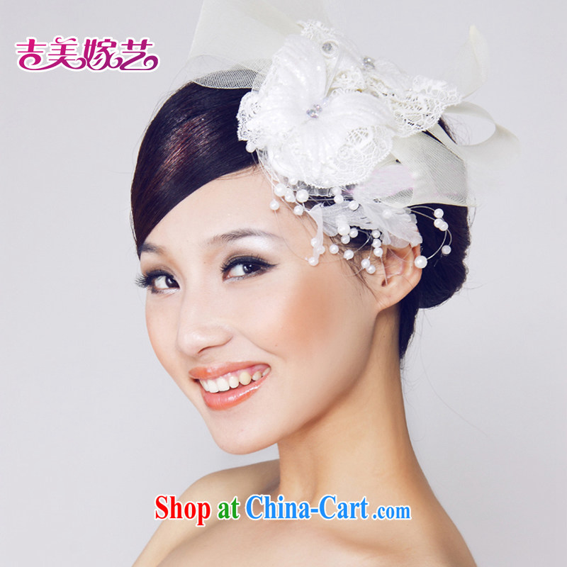 Bridal wedding dresses accessories accessories 2015 new Korean-style and take TH B 2012 marriage and take white