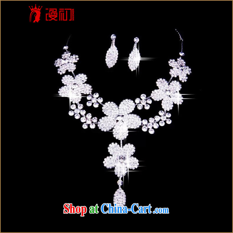 Early definition 2015 new water drilling trends bridal necklace wedding wedding dresses accessories New Products specials