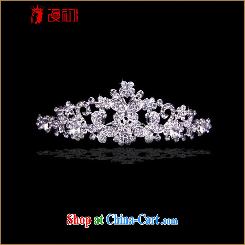 Early definition bridal Crown water drilling marriage trend with new 2015 bridal jewelry crown and ornaments