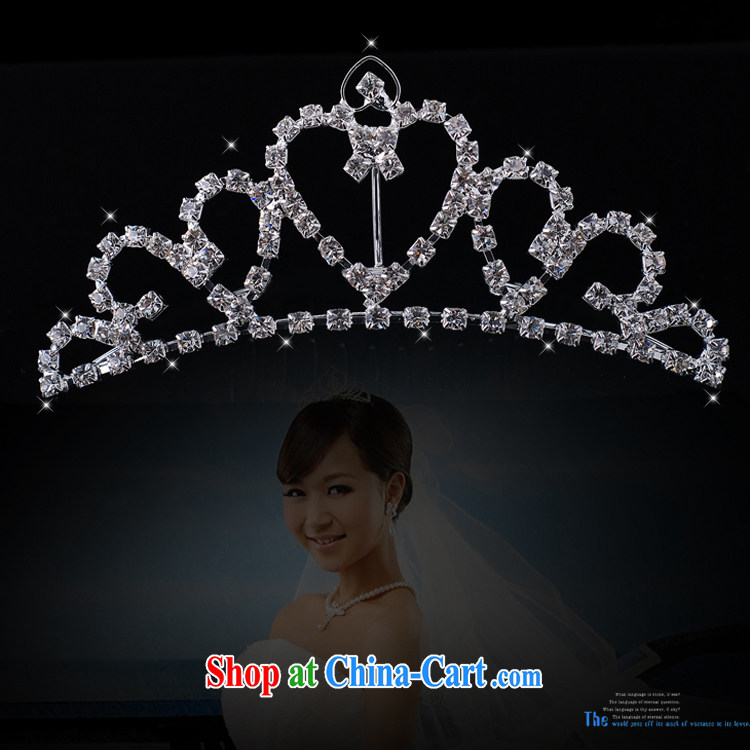 Let the day the noble flash Crown bridal Crown bridal headdress bridal jewelry HG 020-XF pictures, price, brand platters! Elections are good character, the national distribution, so why buy now enjoy more preferential! Health