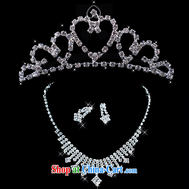 Let the day the noble flash Crown bridal Crown bridal headdress bridal jewelry HG 020-XF, dream of the day, shopping on the Internet