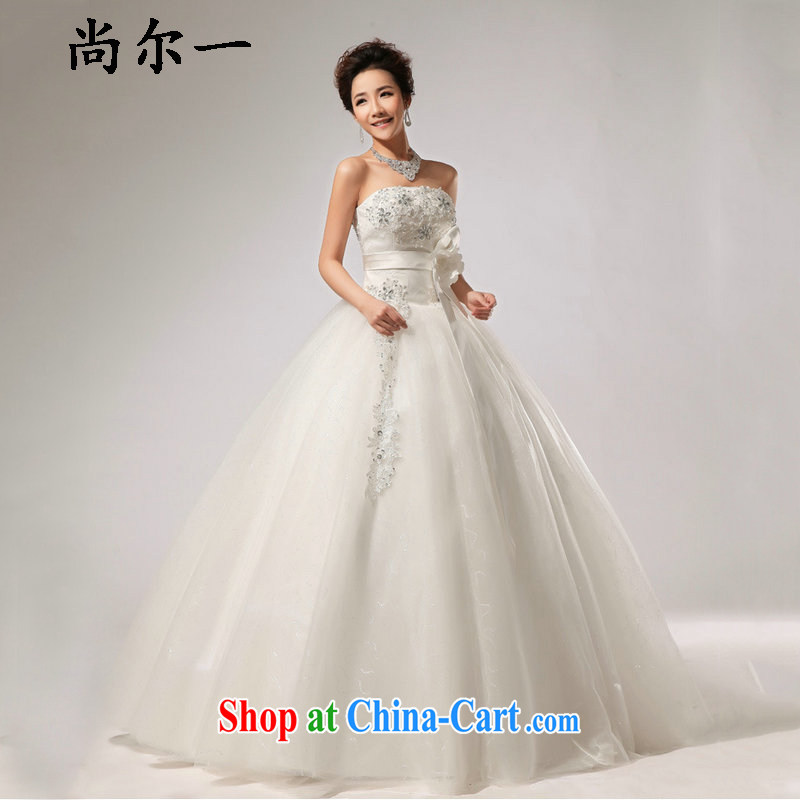There's a bare chest skirts wedding band bridal wedding dresses skirts XS 5224 m White XXL