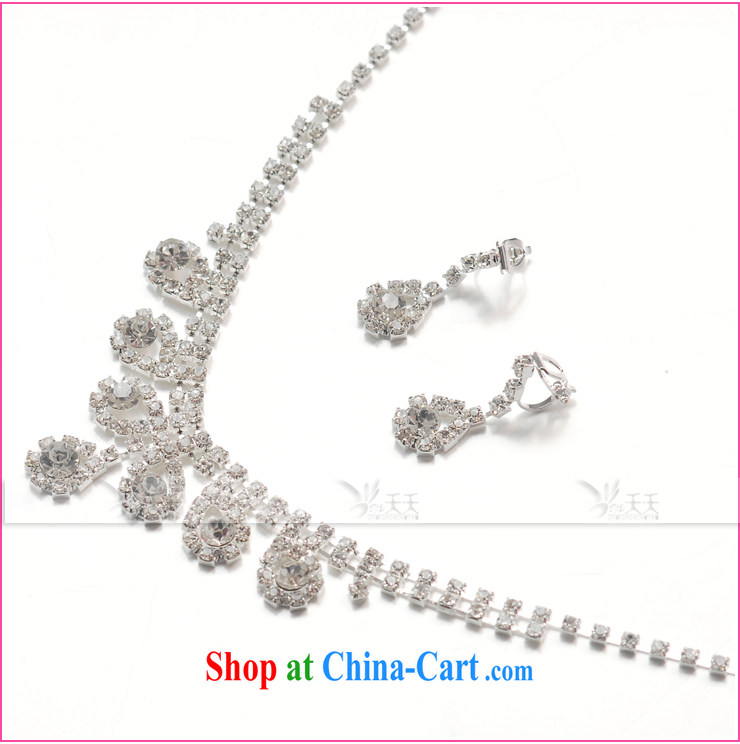 Mrs Alexa Lam go scot bridal jewelry Crown necklace set with Korean-style with water drill, clamp wedding dresses and jewelry 00,919 pictures, price, brand platters! Elections are good character, the national distribution, so why buy now enjoy more preferential! Health