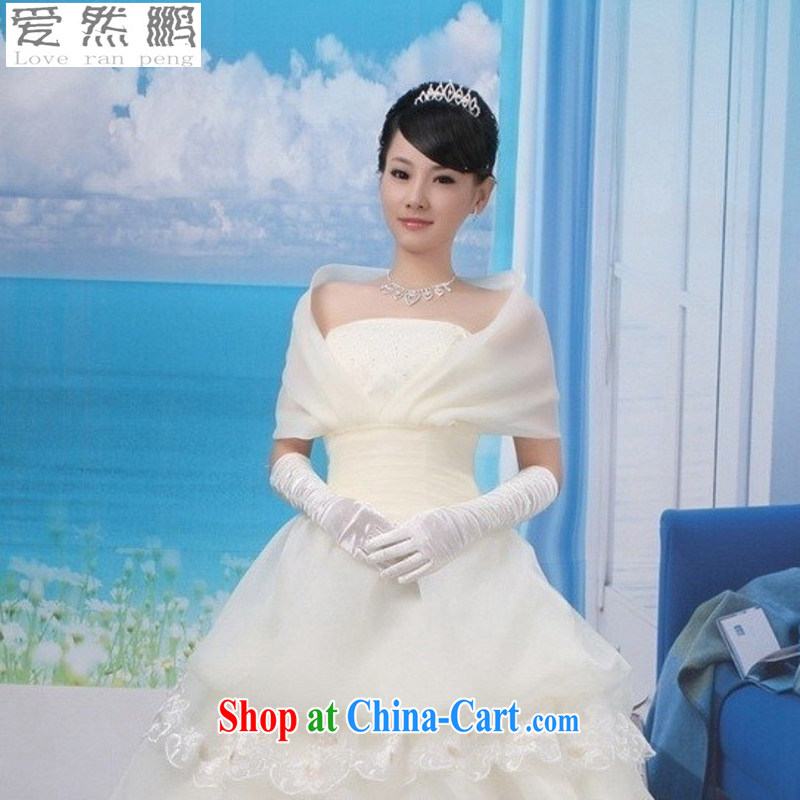 Love so Peng 2015 new wedding Korean video thin packages of shoulder waist straps with Princess dress Spring Summer and Autumn white L pieced