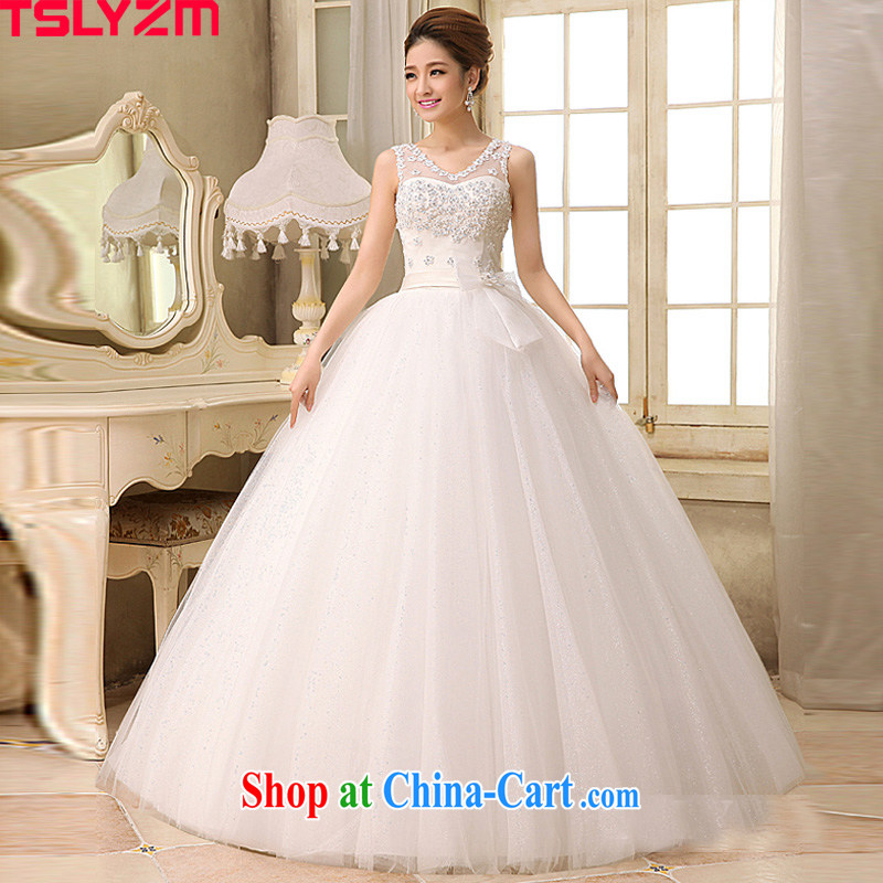 The angels, according to new 2015 wedding dresses bridal shoulders back exposed dress flowers Korean pregnant women the code with white minimalist wedding sexy Openwork back exposed white XXL