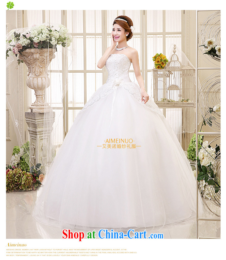 The United States, wedding dresses 2015 new Korean Princess bride ...