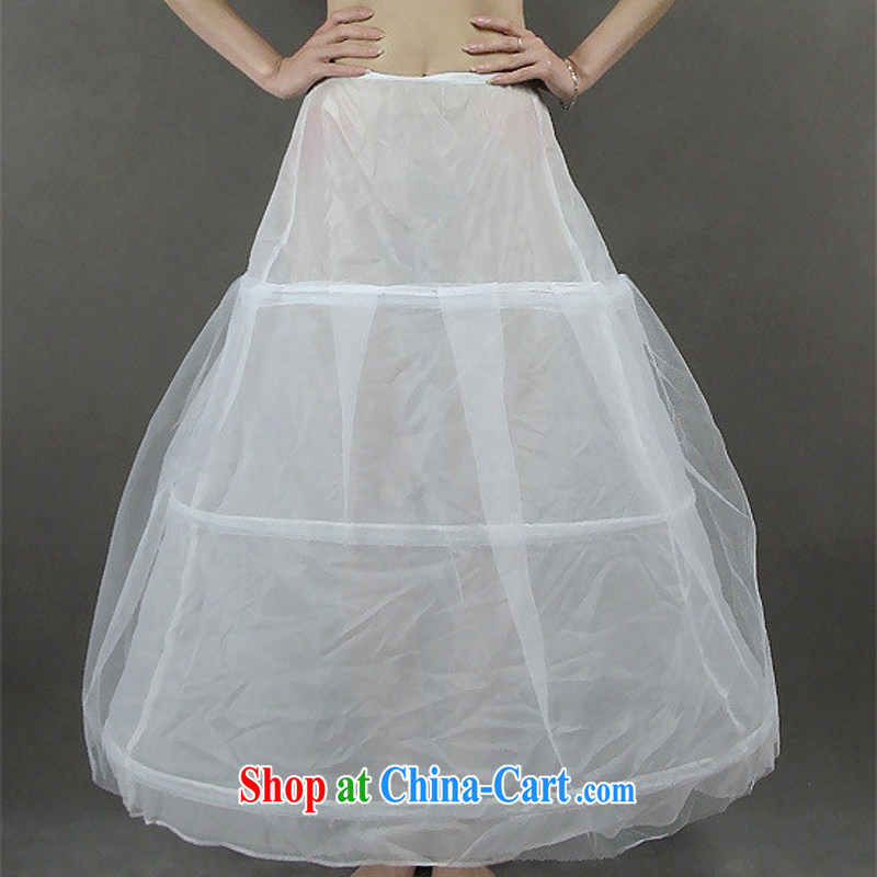 Wedding dress party bridal wedding petticoat dress wedding accessories accessories - 3 unit hard web support