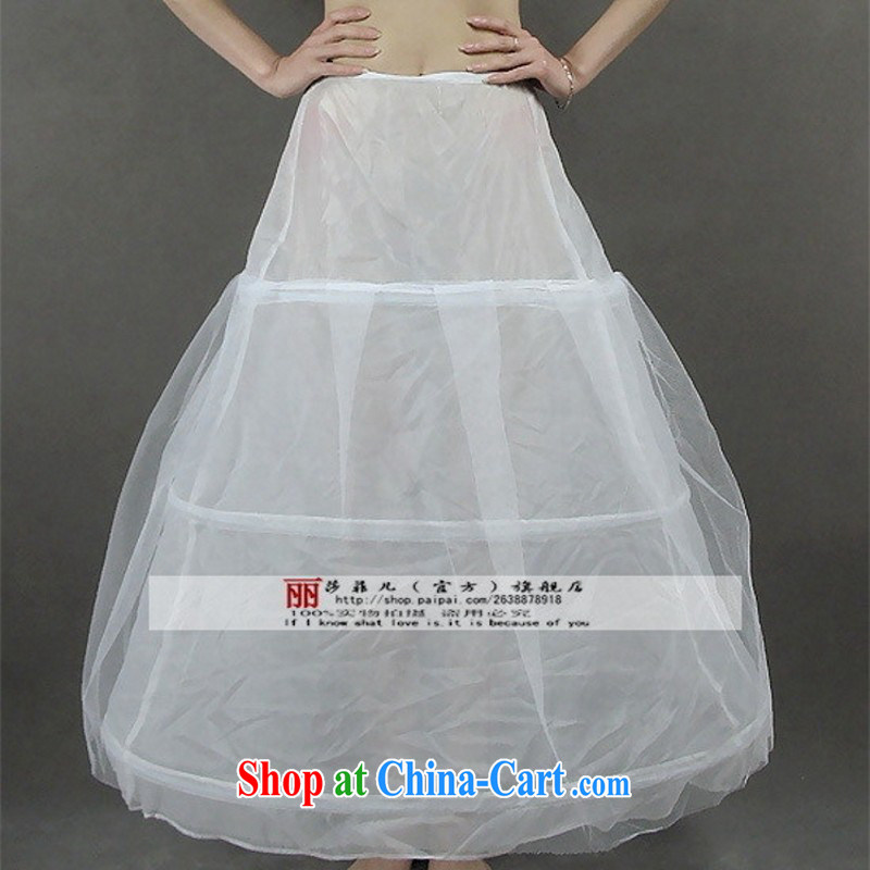 Wedding dress party bridal wedding petticoat dress wedding accessories accessories - - 3 unit hard web support, love and Pang, shopping on the Internet