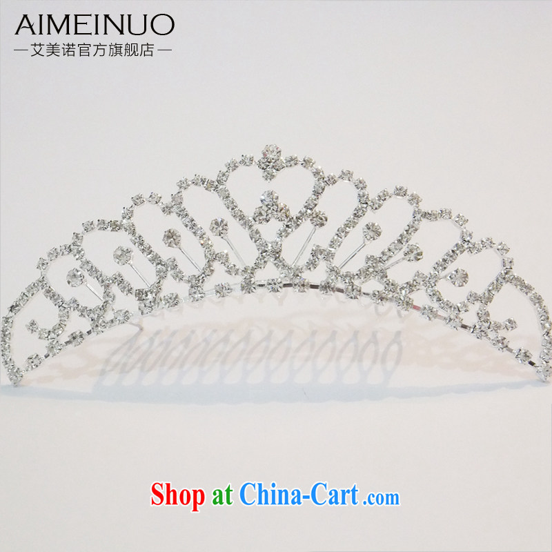 The United States and the Crown water drilling marriages wedding hair accessories and Jewelry Show photography wedding dresses accessories D - 018