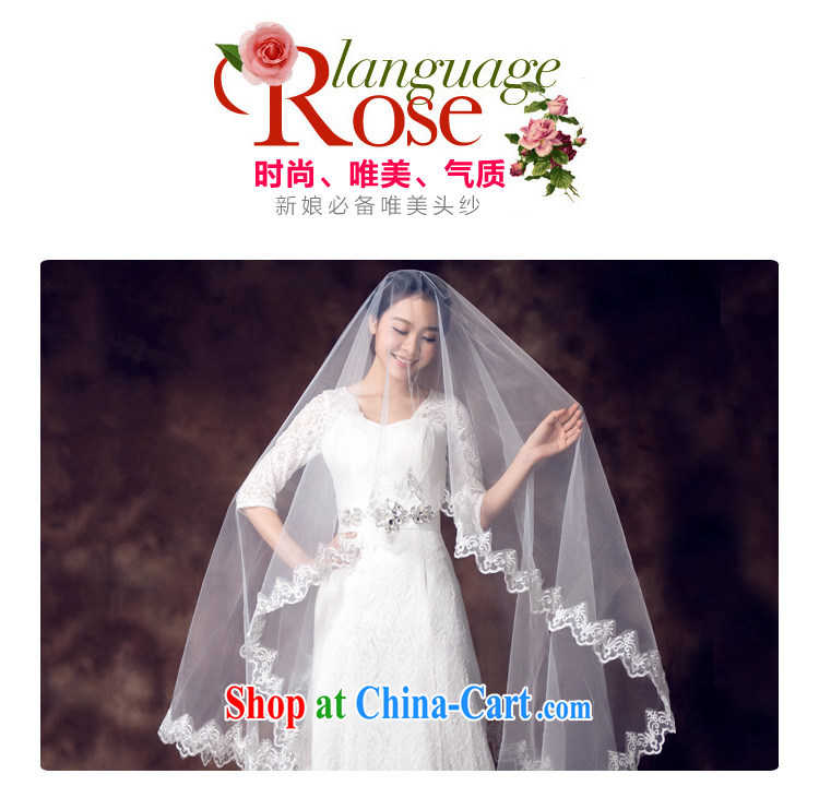 7 color 7, 2015 new ultra-long 3M lace and legal marriages wedding accessories bridal headdress and yarn T 001 white are code pictures, price, brand platters! Elections are good character, the national distribution, so why buy now enjoy more preferential! Health