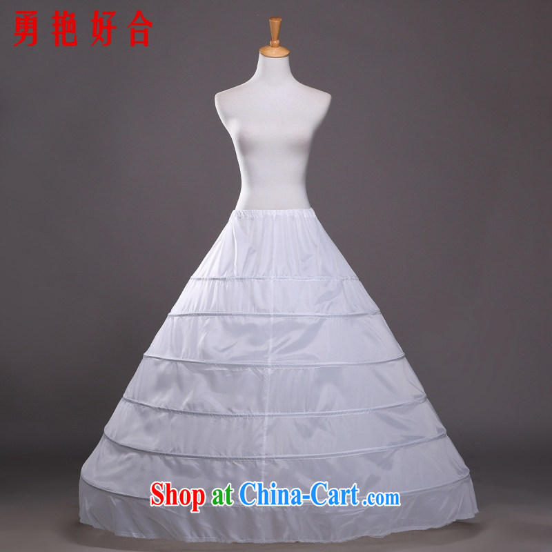 In accordance with the Uganda wedding dresses skirt stays inch large size 6 ring skirt spreader wedding accessories high quality white