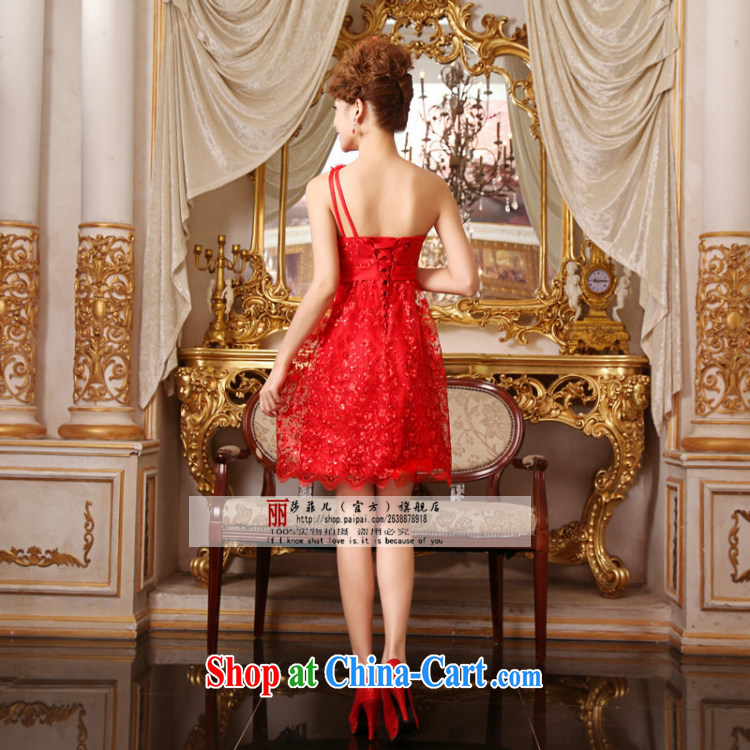 Love, Norman spring 2014 new Korean pregnant women short red single shoulder wedding dress bridal toast L pieced pictures, price, brand platters! Elections are good character, the national distribution, so why buy now enjoy more preferential! Health