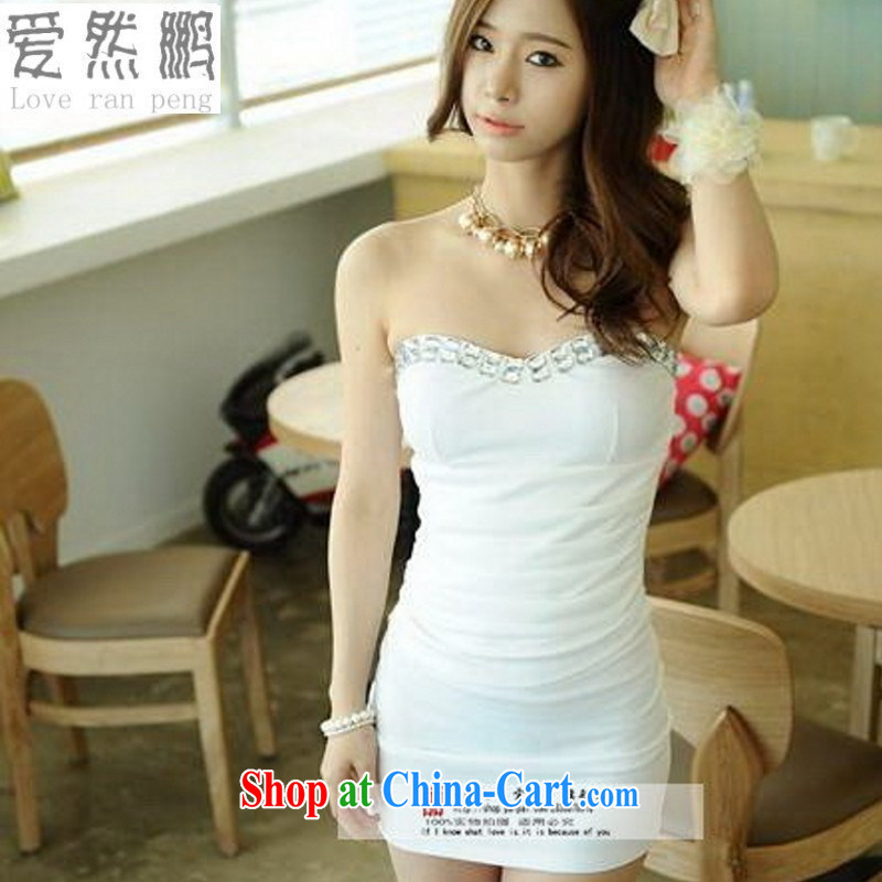 Love so Peng 2014 new wedding dresses short erase chest-waist-graphics package and dress bridesmaid short, small dress skirt short skirt white customers for this size will not be returned.