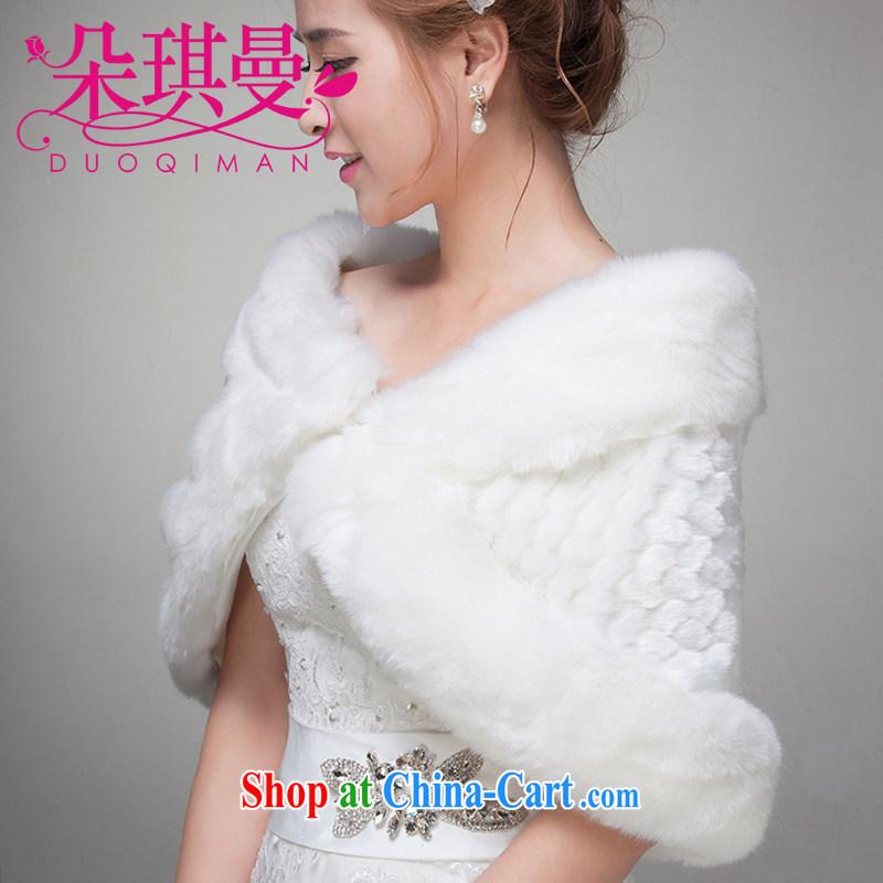 Flower Ki Cayman 2014 new wedding hair shawl wedding uses warm dress shawls winter thick small jacket