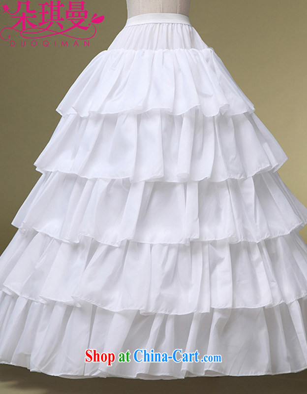 Flower-ki Cayman wedding dresses accessories accessories high quality skirts stays ultra-large skirt with