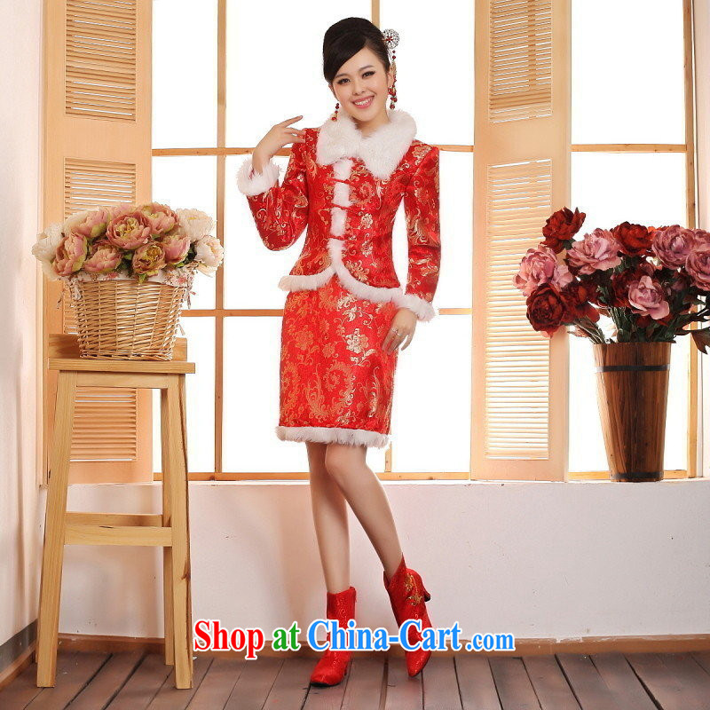 playful and lively short skirt long-sleeved winter outfit, winter the Wine Service TN 98 customers to size the Do not be returned.