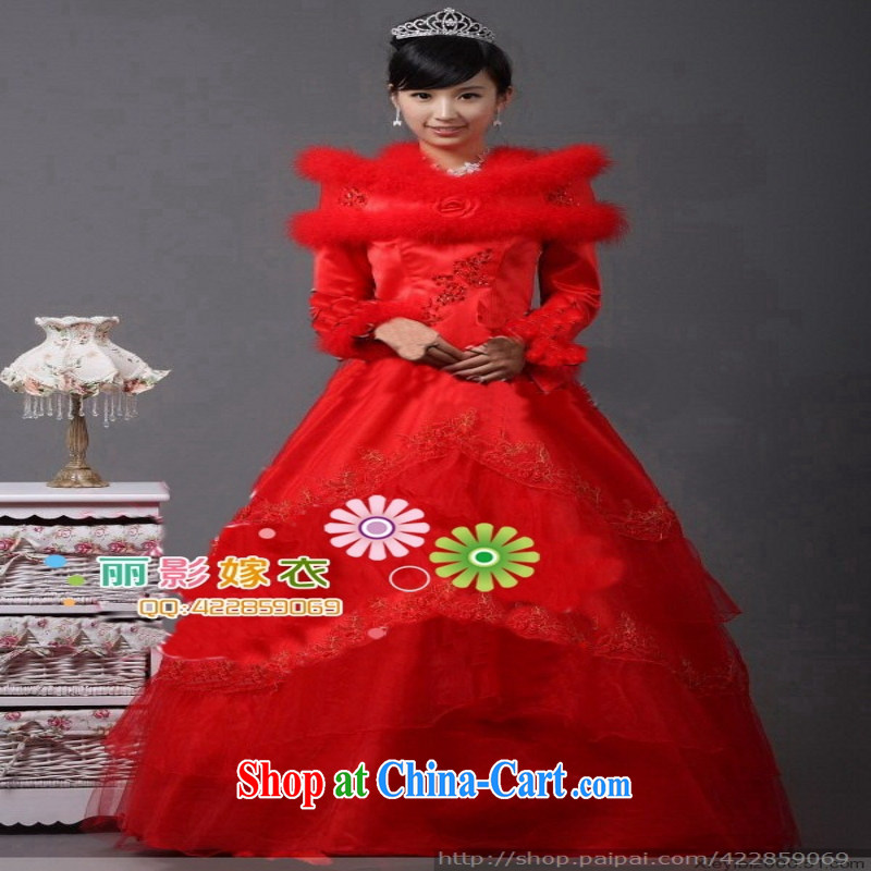 Suzhou wedding in-kind shooting A - 106, winter winter clothes wedding the cotton wedding red customers to size the Do not be returned.