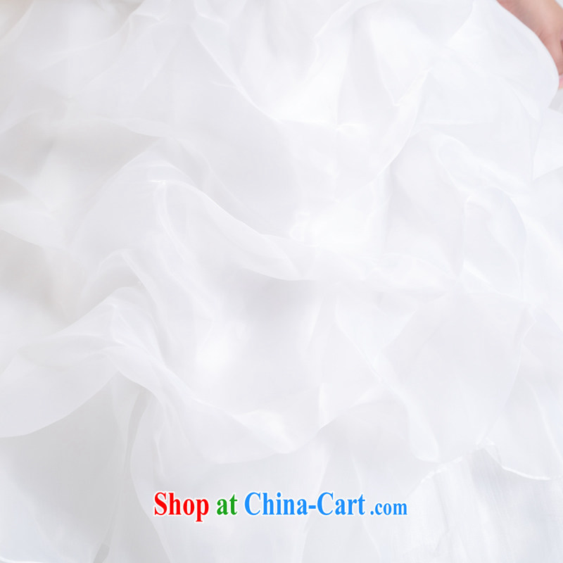 Moon 珪 guijin 2013 new wedding dresses larger wedding lace-tail beaded wedding BHS 51m White m White-tail XXL scheduled 3 Days from Suzhou shipping, 珪 Keun (guijin), online shopping