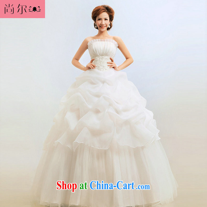 Still, Mary Magdalene 12,014 chest Korean Princess graphics thin wedding bridal wedding Korean wedding dresses Al 00,307 white XL