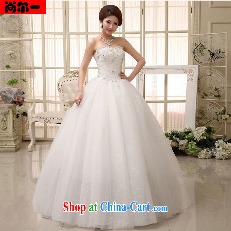 Still, 12,014 summer dress bride's new with antique Korean light V for wedding dresses lace, Al 00,318 white XXL