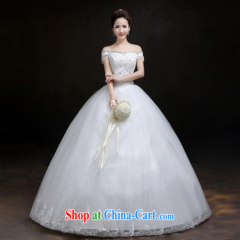 According to Lin 2015 Windsor wedding dresses Royal retro lace-a Field shoulder bag shoulder bridal with strap graphics thin wedding New Section Code