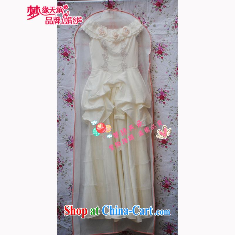Dream of the day wedding dresses dresses dedicated dust Kit 01 wedding dresses the prerequisite, Oh white